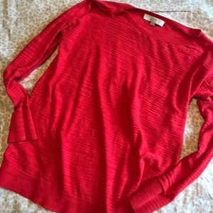 Loft • Gauzy Lightweight Sweater